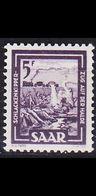 GERMANY Saar [1949] MiNr 0276 ( **/mnh ) - Ungebraucht