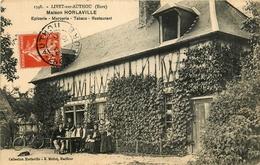Livet Sur Authou * Maison Horlaville * épicerie Mercerie Tabacs Restaurant - France