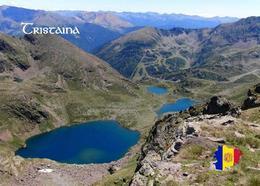 Andorra Tristaina Lakes New Postcard - Andorra