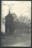+++ CPA - Blegny - BARCHON - Eglise - Cachet Relais 1907    // - Blegny