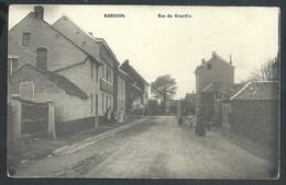 +++ CPA - Blegny - BARCHON - Rue Du Crucifix - Cachet Relais 1907    // - Blégny
