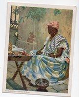 Bahia (Brésil  ): Vandetora Tipica , Carte De Voeux 1948 (PPP18249) - Old Paper