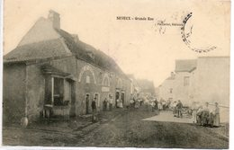 70 SEVEUX  Grande Rue - France