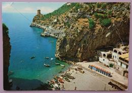 Costiera Amalfitana - Torre Saracena E Spiaggia Praia - Amalfi - Vg C2 - Salerno