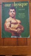 YOUR PHYSIQUE REVUE ANGLAISE SUR LE  CULTURISME CULTURSITE 09/1951 REVUE DE 50 PAGES - Sports