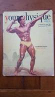 YOUR PHYSIQUE REVUE ANGLAISE SUR LE  CULTURISME CULTURSITE 10/1950 REVUE DE 50 PAGES - Sports
