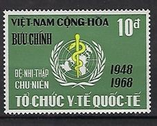 "Viet-Sud YT 330 "" OMS "" 1968 Neuf** MNH - Viêt-Nam"