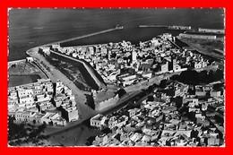 CPSM/pf MAZAGAN (Maroc)   La Cité Portugaise, Vue Aérienne..H429 - Other