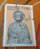 ESPAGNE SPANIEN SPAIN ESPAÑA 2012 FROM M/S CATHEDRAL OF SANTIAGO ED 4729 YV 4410 MI 4705 SG MS4723A  SC SH 3856A - 1931-Today: 2nd Rep - ... Juan Carlos I