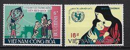 "Viet-Sud YT 341 & 342 "" UNICEF "" 1968 Neuf** MNH - Viêt-Nam"