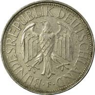 Monnaie, République Fédérale Allemande, Mark, 1975, Stuttgart, TB+ - 1 Mark