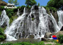 Armenia Shaki Waterfalls New Postcard Armenien AK - Armenia