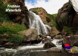 Armenia Trchkan Waterfalls New Postcard Armenien AK - Armenia