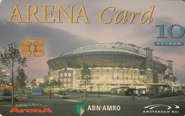 TARJETA FUNCIONAL DE HOLANDA. ARENA CARD. FUTBOL. Prepago › Arena Outside. A003.01. (357) - Otras Colecciones