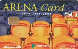 TARJETA FUNCIONAL DE HOLANDA. ARENA CARD. FUTBOL. Prepago › ESTADIO - Chairs 2001. 06/2001. A029.03. (354) - Otras Colecciones
