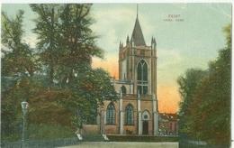 Zeist 1913; Hervormde Kerk - Gelopen. (J. H. Schaefer - Amsterdam) - Zeist
