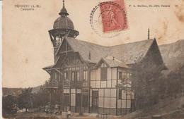 C.P.A. - THORENC - CASINETTE - P. L. MAILLAN - 98 - - France