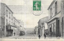 PARIS: RUE CASTAGNARIE - Arrondissement: 15