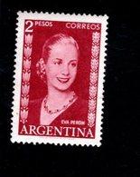 769117148 1952 1953 SCOTT 613  POSTFRIS  MINT NEVER HINGED EINWANDFREI  (XX) EVA PERON - Argentina