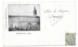 MORTEROLLES: L'EGLISE - France