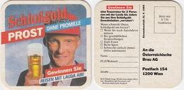 Österreich - Schloßgold Alkoholfrei - Niki Lauda - Sous-bocks