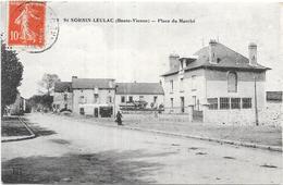 SORNIN LEULAC: PLACE DU MARCHE - France