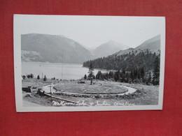 RPPC Wallows Lake & Indian Cemetery         Oregon      Ref 3359 - Native Americans