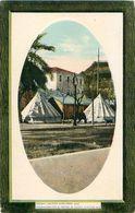 Cpa GRECE - Tremblements De Terre De ZANTE - Janvier 1912 - Grèce