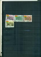 GHANA 2 REVOLUTION DU 24 FEVRIER 4 VAL NEUFS A  PARTIR DE 0.60 EUROS - Ghana (1957-...)