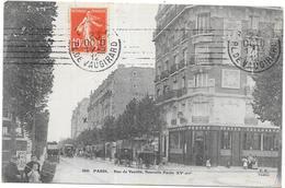 PARIS: RUE DE VOUILLE - NOUVELLE POSTE - Arrondissement: 15