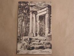 ERMENONVILLE Le Temple De La Philosophie Département 60 Oise  Carte Postale France - Ermenonville