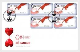 Portugal - Postfris / MNH - FDC Bloeddonatie 2019 - 1910-... Republiek