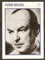 PORTRAIT DE STAR 1935 FRANCE - ACTEUR PIERRE RENOIR - ACTOR CINEMA FILM - Photographs