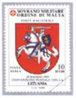 2000 - Sovrano Militare Ordine Di Malta PA 55 Cavaliere - Militaria