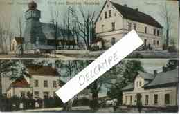"Rare Carte Postale. Photographies Coloriées : ""Gruss Aus Deutsch Weichsel"" (salutations Du Village Deutsch Weichsel) - Autres"