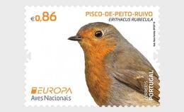 Portugal - Postfris / MNH - Complete Set Europa, Vogels 2019 - 1910-... Republiek