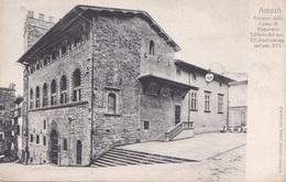 AREZZO PALAZZO DELLA CASSA DI RISPARMIO  AUTENTICA 100% - Arezzo