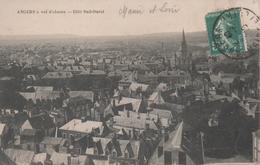 Angersa Vol D Oiseau Cote Sud Ouet - Angers