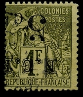 Nouvelle Caledonie (1883) N 10a (o) - New Caledonia
