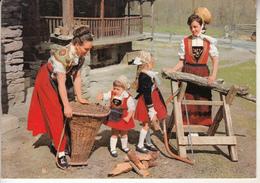 VALLE D'AOSTA - Costume Di Gressoney - Unclassified