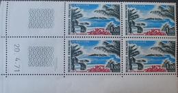 R1949/777 - 1970 - GUADELOUPE - BLOC N°1646 TIMBRES NEUFS** CdF Daté - 1970-1979