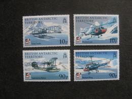 Territoire Antarctique Britannique: TB Série N° 488 Au N° 491, Neufs XX. - Neufs