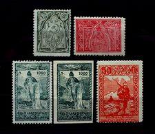 Armenien,Armenia, Uralte Marken Postfrisch,aus 1919-1922..(14*) - Armenia