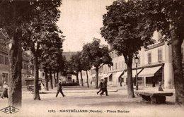 MONTBELIARD PLACE DORIAN - Montbéliard