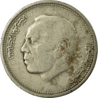 Monnaie, Maroc, Al-Hassan II, Dirham, 1987, Paris, TB+, Copper-nickel, KM:88 - Morocco