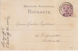 Germany Post Card  (A-3080) - Germany