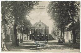 CPA - PAYS BAS - OISTERWIJK - Het Postkantoor - 1914 - Autres