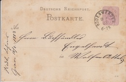 Germany Post Card  (A-3084) - Germany