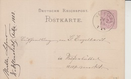 Germany Post Card  (A-3085A) - Germany