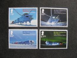 Territoire Antarctique Britannique: TB Série N° 599 Au N° 602 , Neufs XX. - Neufs